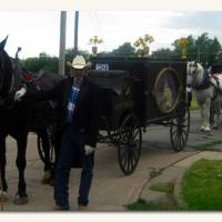 Funeral Carriage Ride